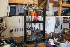 Pathmaker Speed Shop Halfass Press Build (20 of 24)