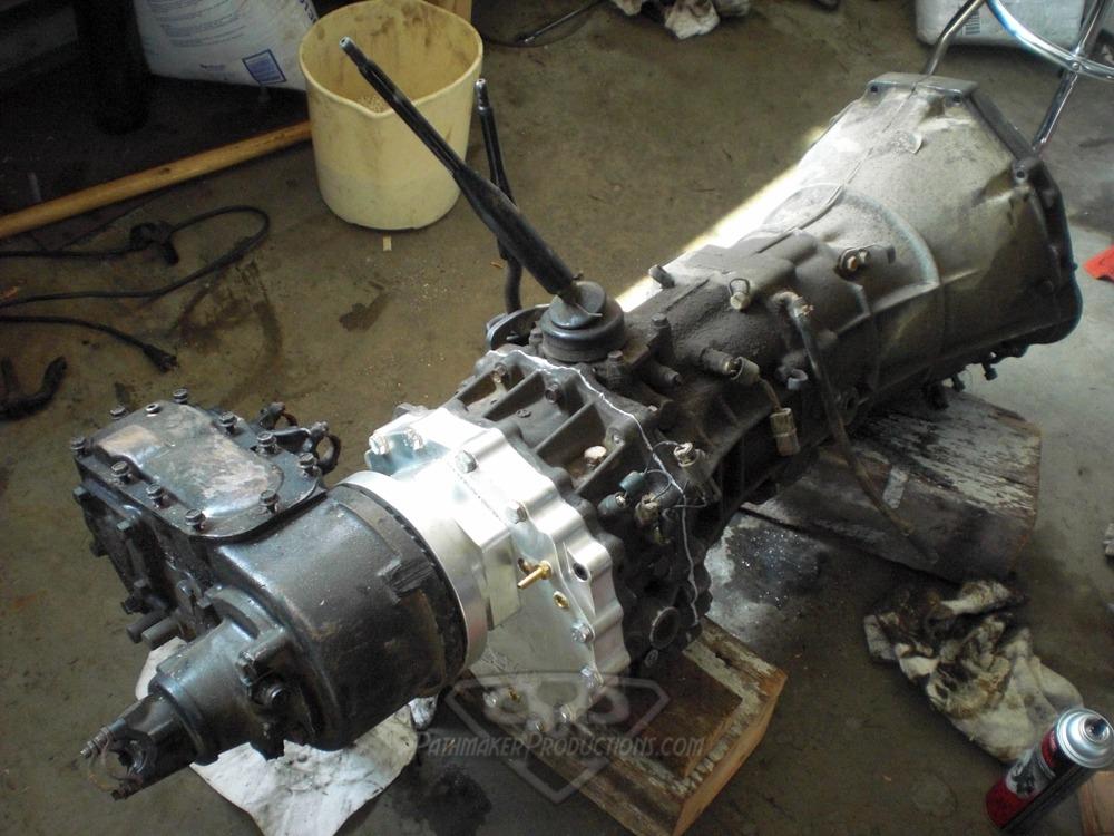 Nissan Pathmaker OneTon SAS Build – Part 5