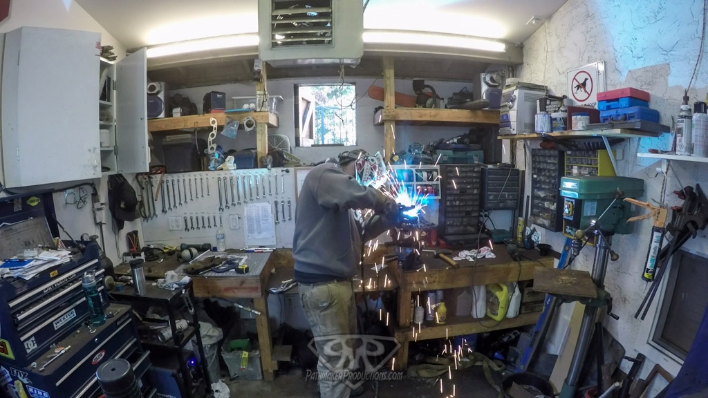 Dana 60 Knuckle Gussets - Pathmaker Speed Shop - Pathmaker