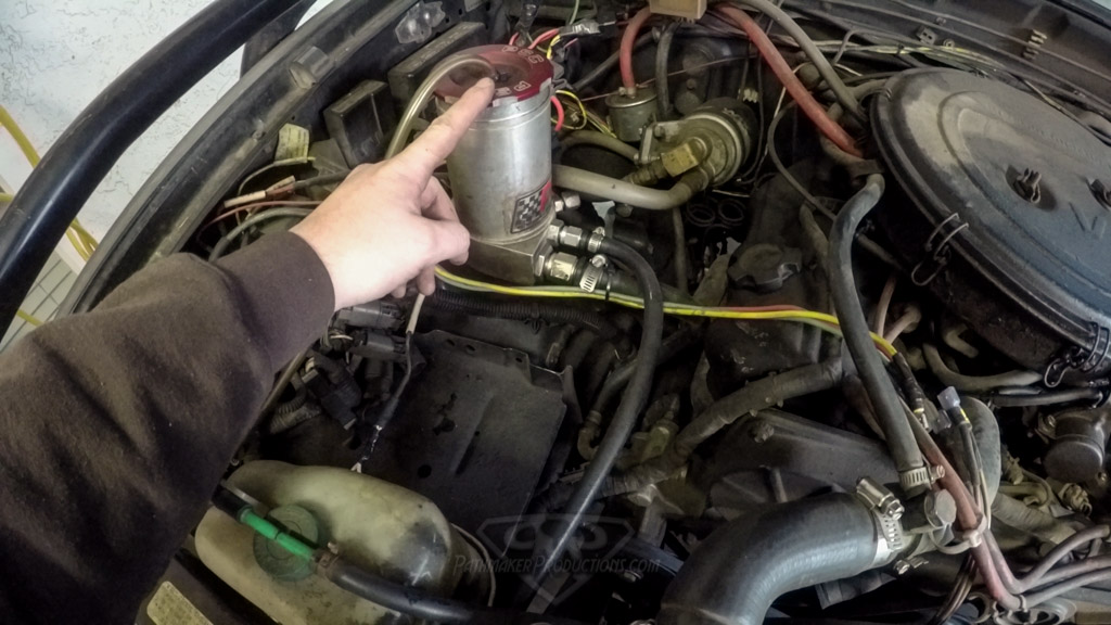 Ford Taurus E-Fan Install (3 of 15)