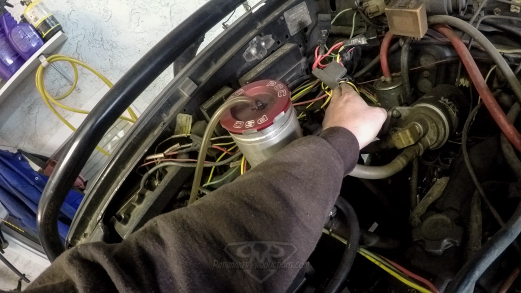Ford Taurus E-Fan Install (6 of 15)