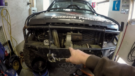 Ford Taurus E-Fan Install (1 of 15)
