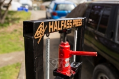 Pathmaker Speed Shop Halfass Press Build (17 of 24)