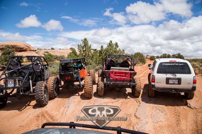 Mild Moab Toyotas (1)
