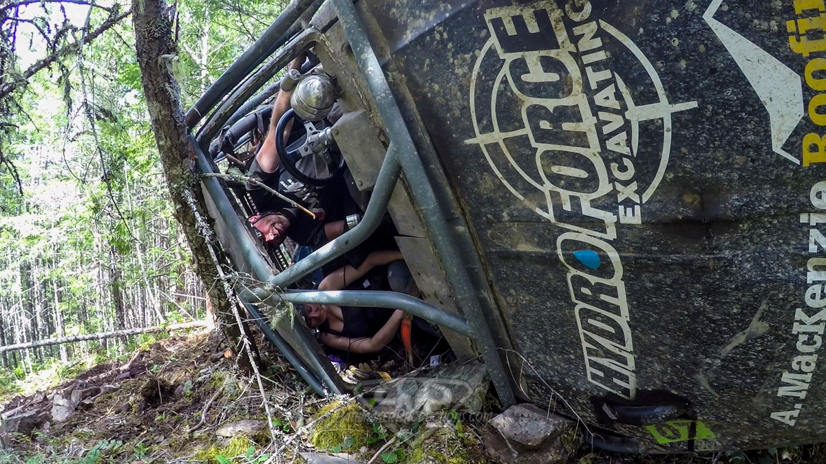 Bush Cup Rockcrawling Event 2017