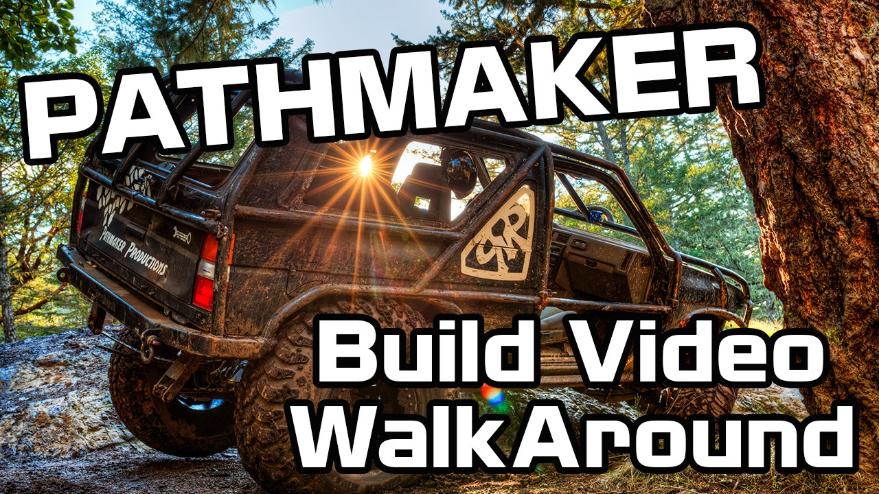 Nissan Pathmaker One Ton SAS Build Walk Around