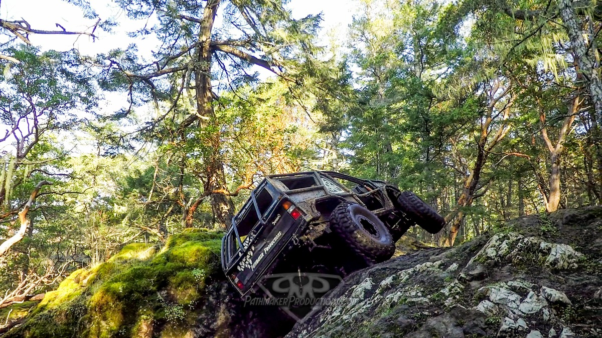 Pathmaker Trail Wheelin – Frogstompers ToyDrive Dec 2017