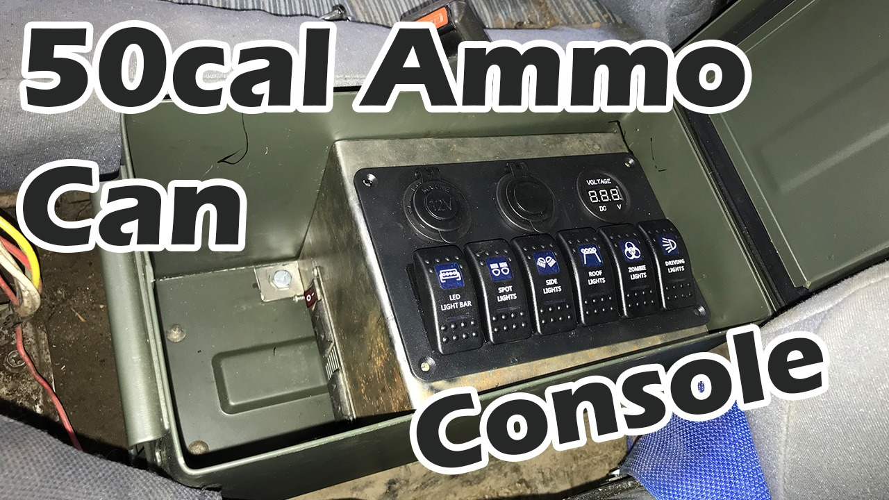 Pathmaker Speed Shop – AmmoCan console