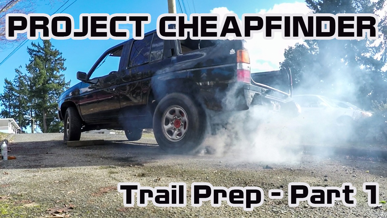 Project CheapFinder Part 4 – Trail Prep