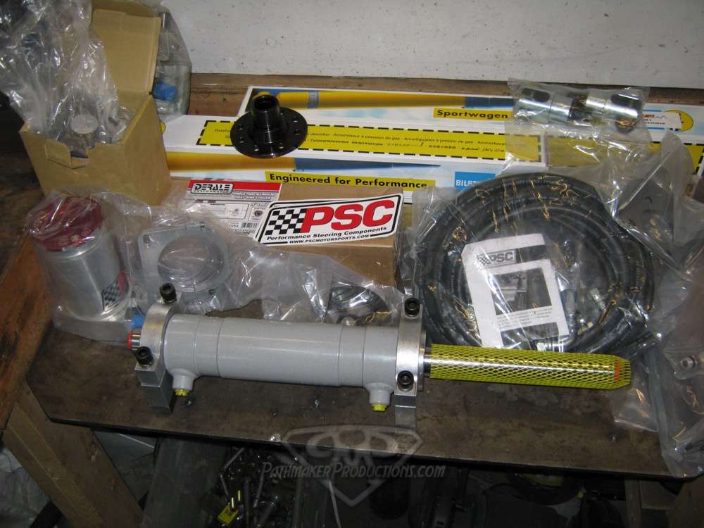 Nissan Pathmaker OneTon SAS Build – Part 8