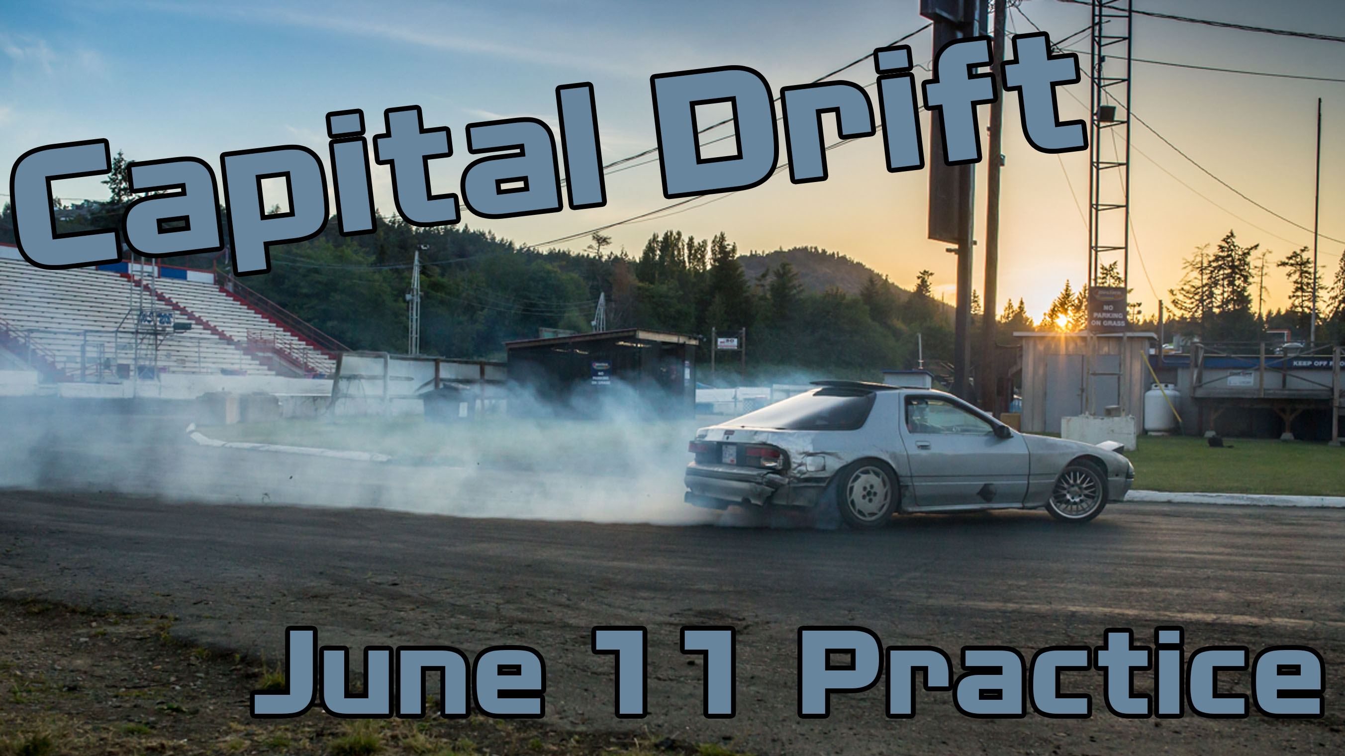 Capital Drift June Practice
