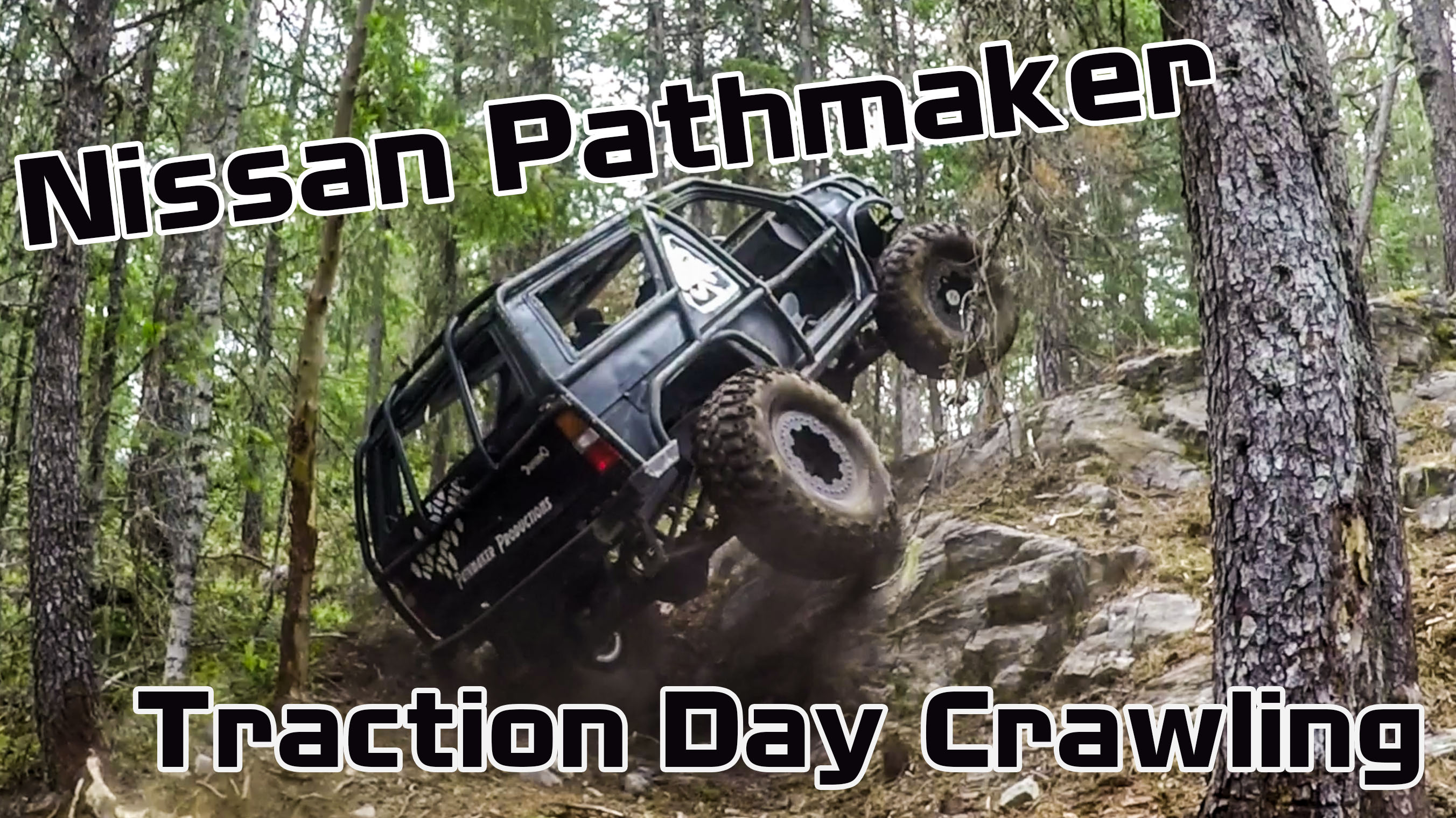Pathmaker Traction Day Rock Crawling