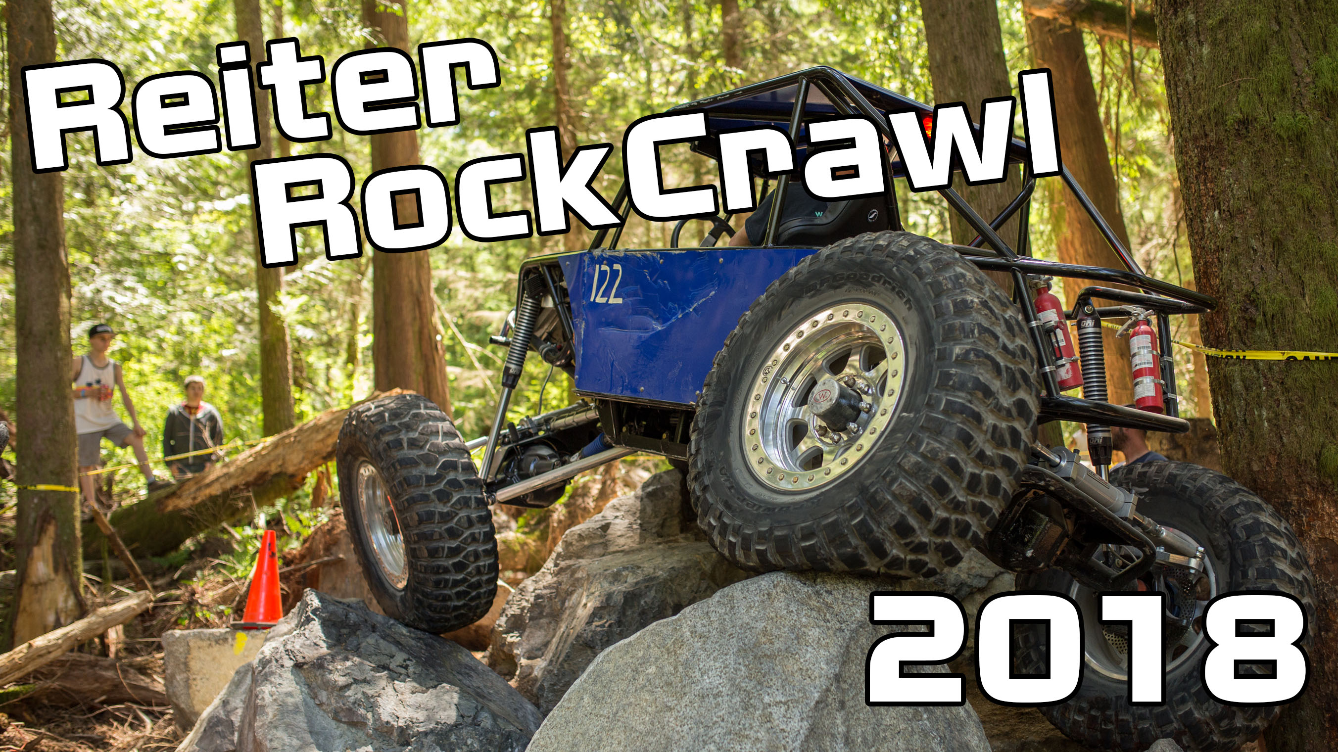 Reiter Rock Crawl 2018