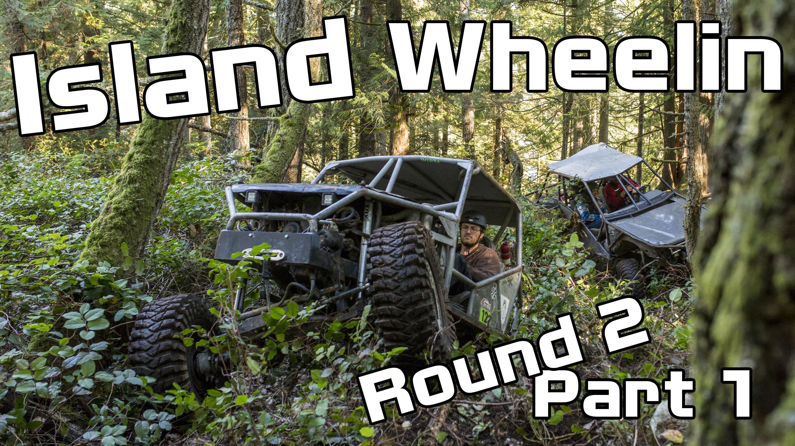 Island Wheelin Round 2