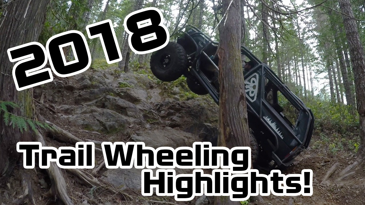 2018 Trail Wheeling Highlights