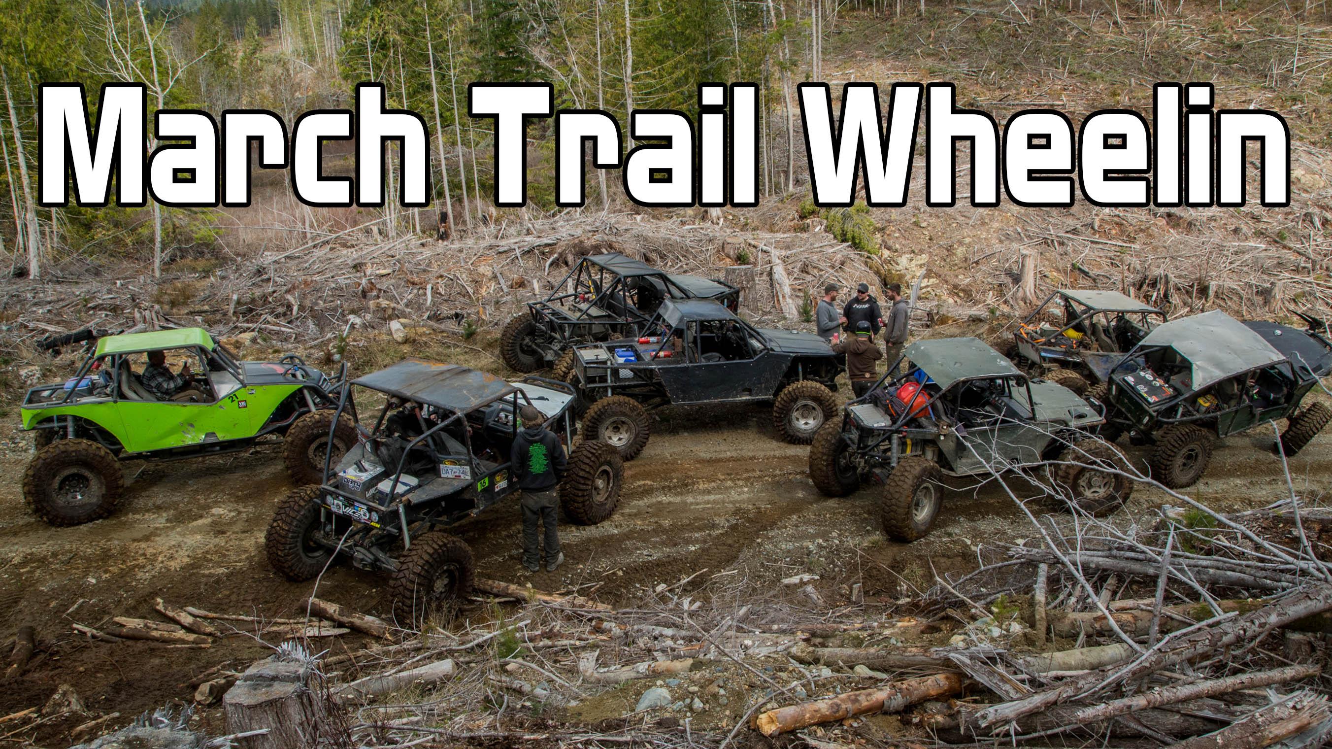March Trail Wheeling